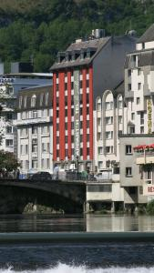 Appart'hotel le Pèlerin, Residence  Lourdes - big - 24