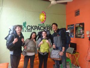 Backpacker Bar&Suites, Hostely  Santa Cruz de la Sierra - big - 42