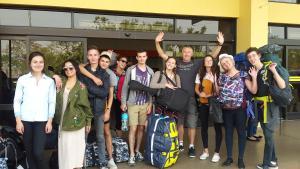 Backpacker Bar&Suites, Hostely  Santa Cruz de la Sierra - big - 1