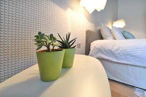 La Merci, Chambres d'hôtes, Bed & Breakfast  Montpellier - big - 39