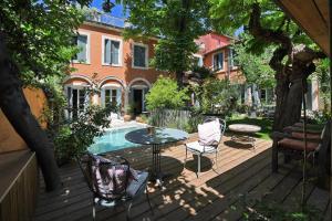 La Merci, Chambres d'hôtes, Bed & Breakfast  Montpellier - big - 1