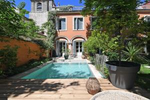 La Merci, Chambres d'hôtes, Bed & Breakfast  Montpellier - big - 87