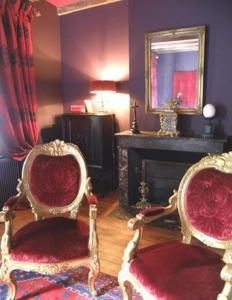 La Closerie Saint Jacques, Bed & Breakfasts  Loches - big - 8