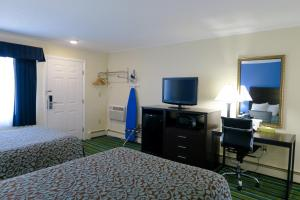 Double Room with Two Double Beds - West Wing