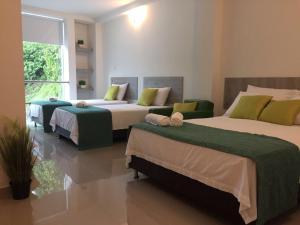 Biohotel Rio Claro, Hotel  Doradal - big - 1