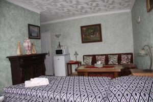 Villa Anastazis - Penzion Eden, Guest houses  Karlovy Vary - big - 12