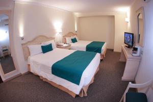 Hotel Quality Inn Aguascalientes, Hotely  Aguascalientes - big - 12