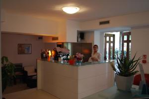 Hotel Alla città di Trieste, Hotel  Grado - big - 26