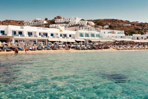 Acrogiali Hotel, Hotels  Platis Yialos Mykonos - big - 59