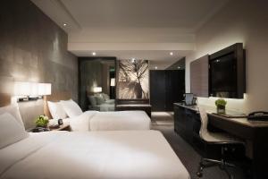 Gateway Hotel, Marco Polo, Hotely  Hongkong - big - 13