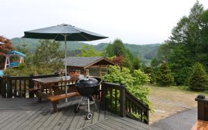 Green Hill Pension, Holiday homes  Pyeongchang  - big - 12