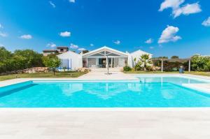 Villa bianca, Vily  Arzachena - big - 16