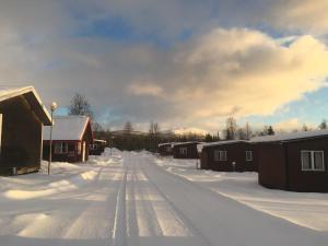 Borgafjäll - Snowcamp