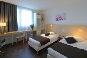 Hotel Paris Saint-Ouen