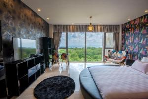 AYANA Residences Luxury Apartment, Apartments  Jimbaran - big - 49