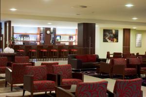 Palace Hotel e SPA - Termas de Sao Miguel, Szállodák  Fornos de Algodres - big - 30