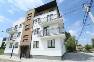 Apartments on Leva st., Apartmanok  Beregszász - big - 10