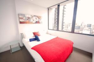Melbourne CBD Studio, Апарт-отели  Мельбурн - big - 62
