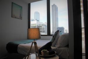 Melbourne CBD Studio, Апарт-отели  Мельбурн - big - 67