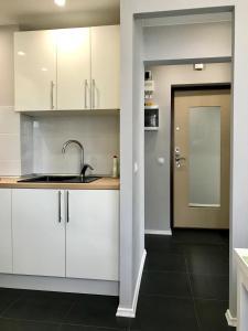 Apartments on Leninsky Prospekt, Ferienwohnungen  Sankt Petersburg - big - 28