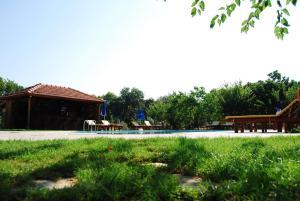 Doga Apartments, Residence  Kayakoy - big - 51