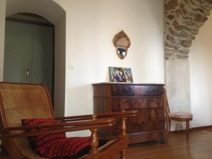 Apartment place de la Mairie, Apartments  Venaco - big - 15