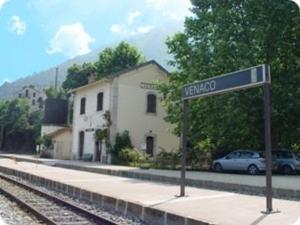 Apartment place de la Mairie, Apartments  Venaco - big - 25