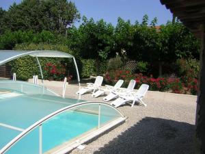Holiday home Route du Gayet