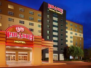 Par-A-Dice Hotel & Casino, Hotely  Peoria - big - 10