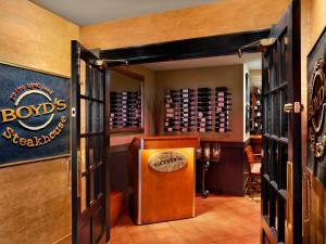 Par-A-Dice Hotel & Casino, Hotel  Peoria - big - 19
