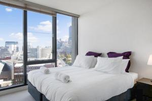 MJ Shortstay Whiteman St Apartment, Apartmány  Melbourne - big - 13