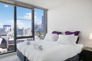 MJ Shortstay Whiteman St Apartment, Apartmány  Melbourne - big - 11
