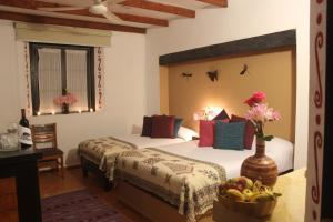 Hotel Boutique La Casona de Don Porfirio, Hotels  Jonotla - big - 70