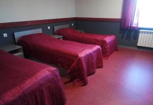33 Bears Hotel, Hotely  Novoabzakovo - big - 30