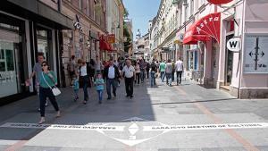 Romana, Ferienwohnungen  Sarajevo - big - 28