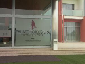 Palace Hotel e SPA - Termas de Sao Miguel, Hotely  Fornos de Algodres - big - 15