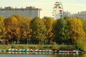 Yuzhno-Primorskiy Hotel, Hotels  Saint Petersburg - big - 79