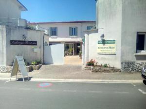 Chambres d'Hôtes de L'Auberge Pontoise