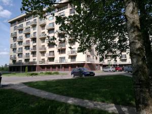 Apartamentai prie Egles