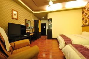 Rose Business Hotel, Motely  Yilan City - big - 30