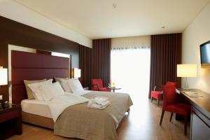 Palace Hotel e SPA - Termas de Sao Miguel, Hotely  Fornos de Algodres - big - 9