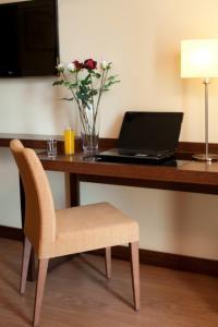 Palace Hotel e SPA - Termas de Sao Miguel, Hotely  Fornos de Algodres - big - 10