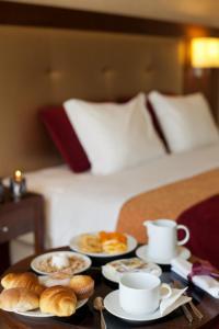 Palace Hotel e SPA - Termas de Sao Miguel, Hotely  Fornos de Algodres - big - 11