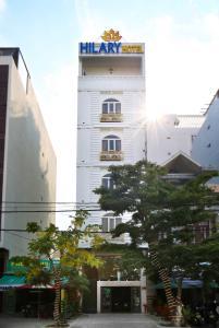 Hilary Hotel, Отели  Дананг - big - 18