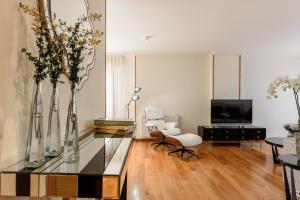 Apartamentos La Toja, Apartments  Isla de la Toja - big - 26