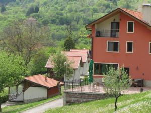 Hotel Garvanec, Vidiecke domy  Druzhevo - big - 26