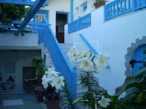 Hotel Anixis, Hotely  Naxos Chora - big - 66