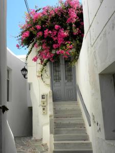 Hotel Anixis, Hotely  Naxos Chora - big - 65