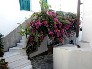 Hotel Anixis, Hotely  Naxos Chora - big - 64