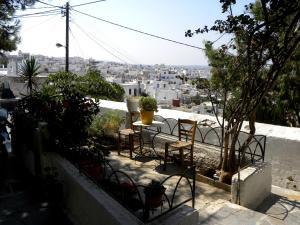 Hotel Anixis, Hotely  Naxos Chora - big - 63